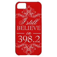 I Still Believe in 398.2 Fairytale Library Nerd iPhone 5C Cases by kat_parrella