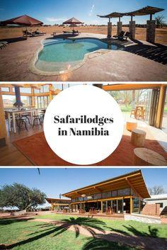 Namibia, Afrika: Ihr wollt die Kalahari oder Namib Wüste besuchen? Im Reiseblog findet ihr die schönsten Safari Lodges.