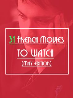Are you looking to watch some French Movies? I give you a list of movies to watch. 31 French Movies to watch in May. http://www.talkinfrench.com/may-movie-french/ Share this article with your friends!