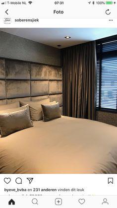 Grown Up Bedroom, Bedroom Sets, Home Decor Bedroom, Modern Bedroom Design, Home Room Design, Master Bedroom Design, Dream Rooms, Dream Bedroom, Luxurious Bedrooms