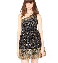 Studio Sequin Dress