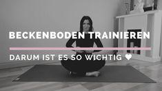 Beckenboden trainieren - warum ist der Beckenboden so wichtig? Pilates Training, Sports, Pelvic Floor, Gain Muscle, Healthy, Hs Sports, Sport
