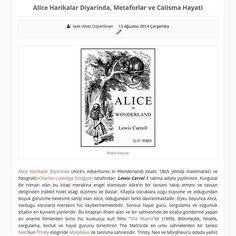 Alice Harikalar Diyari'nda Metaforlar ve Calisma Hayati http://ift.tt/1QVGelg 13.08.2014 #yetenekyonetimi #insankaynaklari #ik #ikblog #blog #hr #hrblog #yetenekyonetimiblog #aliceinwonderland #aliceharikalardiyarinda #alice #metafor #ishayati #calismahayati #isyasami #calismayasami by ipekalverozpehlivan