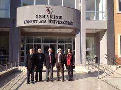 OKÜ D Blok yöneticilik ve yönetim sanatı konferansı