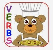 Speech Room News: Fun with Verbs {app review & giveaway}