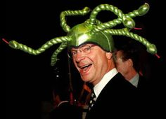 The King Of Sweden Likes To 'Wear' Silly Hats - DesignTAXI.