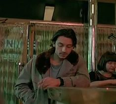 Jean-Hugues Anglade (from Betty Blue)