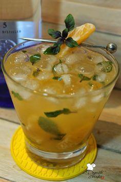 Cocktail Drinks, Cocktails, Sangria, Mojito, Finger Foods, Beverages, Pudding, Snacks, Cooking