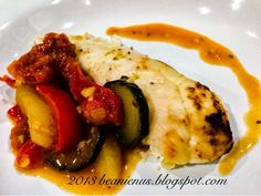 Here's an easy chicken fillet that are great for busy days. Just smear with Yoghurt, pepper, etc., and pop it into the oven! http://beanienus.blogspot.sg/2013/09/foodie-fridays-greek-yoghurt-baked.html