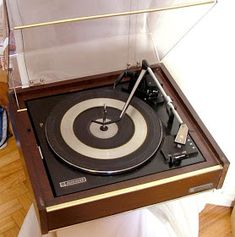 I had one very similar to this in my early teens. Nostalgia, Old Stove, Good Old Times, Record Players, Home Entertainment, Turntable, Childhood Memories, Retro Vintage, Old Things