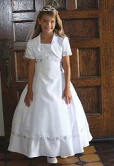 modelos de Vestidos de Comunion Baratos