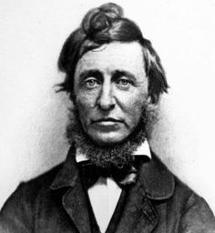 Recommended reading from: The Libraries of Famous Men: Henry David Thoreau. Henry David Thoreau, Famous Philosophers, Art Of Manliness, Writers And Poets, Environmentalist, Famous Last Words, Famous Men, Book Authors, Thing 1 Thing 2
