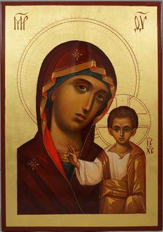 Kazanskaya Icon of the Mother of God