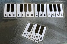 Printables - of piano/theory worksheets, sheet music, lesson plans and other resources for learning music