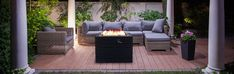 Outdoor fires and heaters from Supreme Landscaping Products
