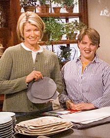 Storing China - Martha Stewart Home & Garden
