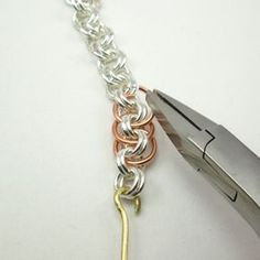 Viper (basket) Chain beadman bead man tutorial AR about 6 and 4