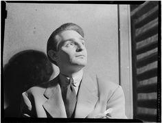 William Gottlieb - Portrait of Rod Raffel, New York, N.Y., (1946-48)