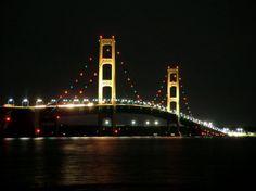 Mackinac Bridge photos