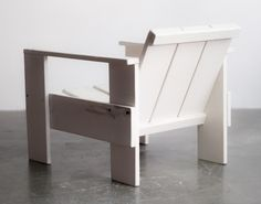 Crate Chair by Gerrit Rietveld for Metz & Co., 1934 8