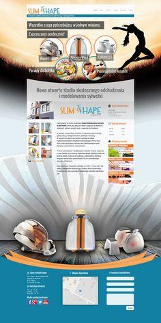 Slim Shape strona główna slide 4