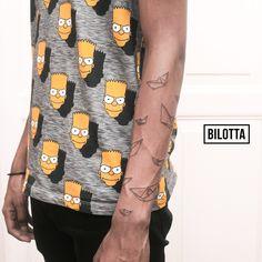 Artist. Gabriel Bilotta Don't Cry Tattoo Rio de Janeiro - Brasil