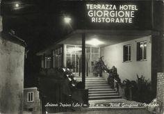 ARIANO IRPINO - Hotel Giorgione - Notturno - Anni '60