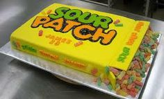 This is the cake that I'll be making for my little brother.