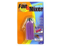 All-in-one fan and mixer - Case of 48 All-in-one fan and mixer - Case of 48 by bulk buys. $87.00. Brand Name: bulk buys Mfg#: XA064-48. Residents of CA, DC, MA, MD, NJ, NY - STUN GUNS, AMMO/MAGAZINES, AIR/BB GUNS and RIFLES are prohibited shipping to your state. Also note that picture may wrongfully represent. Please read title and description thoroughly.. Shipping Weight: 8.74 lbs. Please refer to SKU# ATR17519523 when you inquire.. This product may be prohibited inbound shipmen...