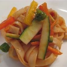 Shanghai Noodle Salad Recipe and Video