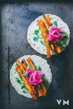 Homemade Corn Tortillas | Vegan Miam | Bloglovin'