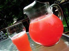 Watermelon Water – Agua de Sandia