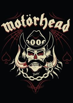 Please Click Pictures For A Better Resolution Heavy Metal Rock, Heavy Metal Music, Heavy Metal Bands, Thrash Metal, Rock Posters, Band Posters, Hard Rock, Lemmy Kilmister, Motorhead Ace Of Spades