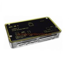 Cititor carduri micro SD, SD, MS, M2, CF, XD - 102190