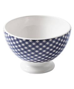 Another great find on #zulily! Blue Sarah Marieke Bowl - Set of Six #zulilyfinds