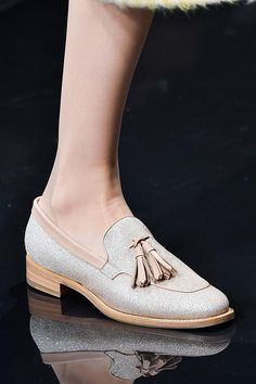 Milan Fashion Week Fall 2015 Accessories: Max Mara  #shoes