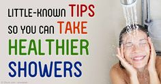When you shower, you not only wash away dirt but you also disturb this microbial balance, such that daily showers might ultimately upset your health.