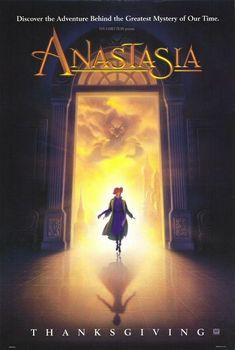 Anastasia Movie Poster