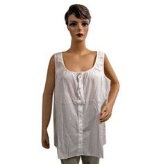 Womens Boho Casual Cool White Cotton Tunic Top Blouse Large Size (Apparel)  http://www.amazon.com/dp/B007Y3LS52/?tag=tonebe10ne-20  #AMAZING