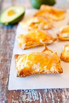 Averie Cooks » Avocado, Cream Cheese, and Salsa-Stuffed Puff Pastries