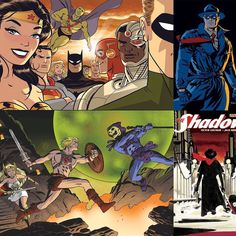 Our prayers and best wishes go out to #DarwynCooke and his family. He is a phenomenal artist and we want to continue to be blessed with his style and vision for many years to come.  #FuckCancer #Artist #Comics #HeMan #Skeletor #MOTU #MastersoftheUniverse #TheShadow #JusticeLeague #WonderWoman #Batman #GreenLantern #Cyborg #Flash #Superman #MartianManhunter #Aquaman #GreenArrow #BlackCanary #TheSpirit