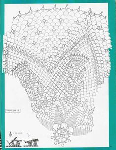 Kira scheme crochet: Round napkin with leaves Crochet Doily Diagram, Crochet Doily Patterns, Crochet Art, Crochet Home, Thread Crochet, Filet Crochet, Crochet Motif, Crochet Doilies, Knitting Patterns
