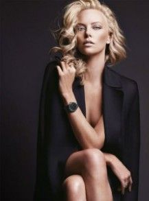 Charlize Theron (Hair by Enzo Angileri for Cloutier Remix)