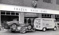 Equipo Porsche