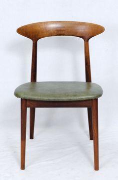 H.W. Klein; Side Chair, c1960.