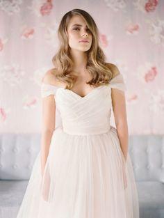 Cyd Gown - Jennifer Gifford Designs