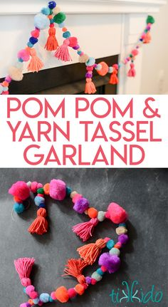 1bd91901a47c9 40 Best Tassle Garland Diy images in 2018 | Party, Tassels, Diy tassel