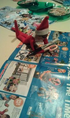 It's December once again and that means that it is time for the Elf on the Shelf to make the trip from the North Pole and create a little bit of mischief for your kids to enjoy. The smile on your child's face when they find their Elf doing something new will bring a smile to their face every morning. Check out these amazing Elf on the Shelf ideas to help keep your Elf doing creative new things every day. Most of these ideas take only minutes to prepare and can be done using what you already…