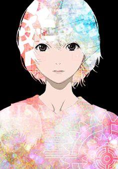 ZnT | Zankyou no Terror | Terror in Resonance | Lisa Mishima | Shinichiro Watanabe | Anime | Fanart | Gif | SailorMeowMeow