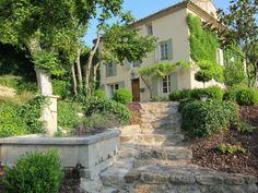 restored 18th-century farmhouse, Provence